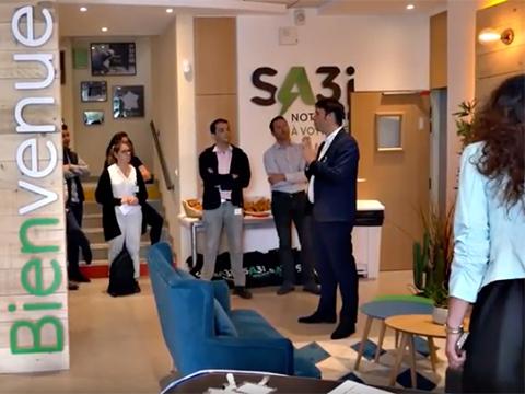 Inauguration du SA3i Lab